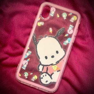 Cute Ice Cream Pochacco iPhone XR Case: Sanrio Dog